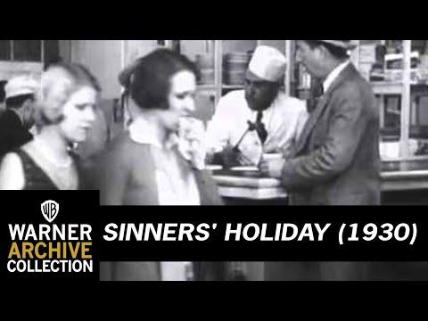 Sinners' Holiday  (Original Trailer)