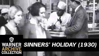 Sinners' Holiday  (Original Trailer)