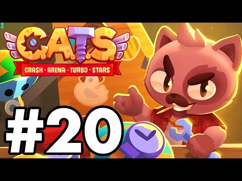DELETING EVERYTHING = INSTANT PROMOTION..!!! | C.A.T.S | Crash Arena Turbo Stars Gameplay Part 20