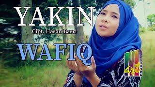 Video YAKIN  - Hj. WAFIQ AZIZAH download MP3, 3GP, MP4, WEBM, AVI, FLV Juli 2018