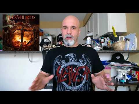 Black Veil Brides - Vale (Album Review)