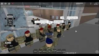 Roblox Fort Bragg BMT Part 2.