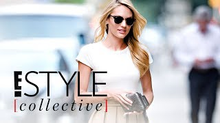 Tailored with Morgan Stewart: White Tee Styling | E! Style Collective | E! News