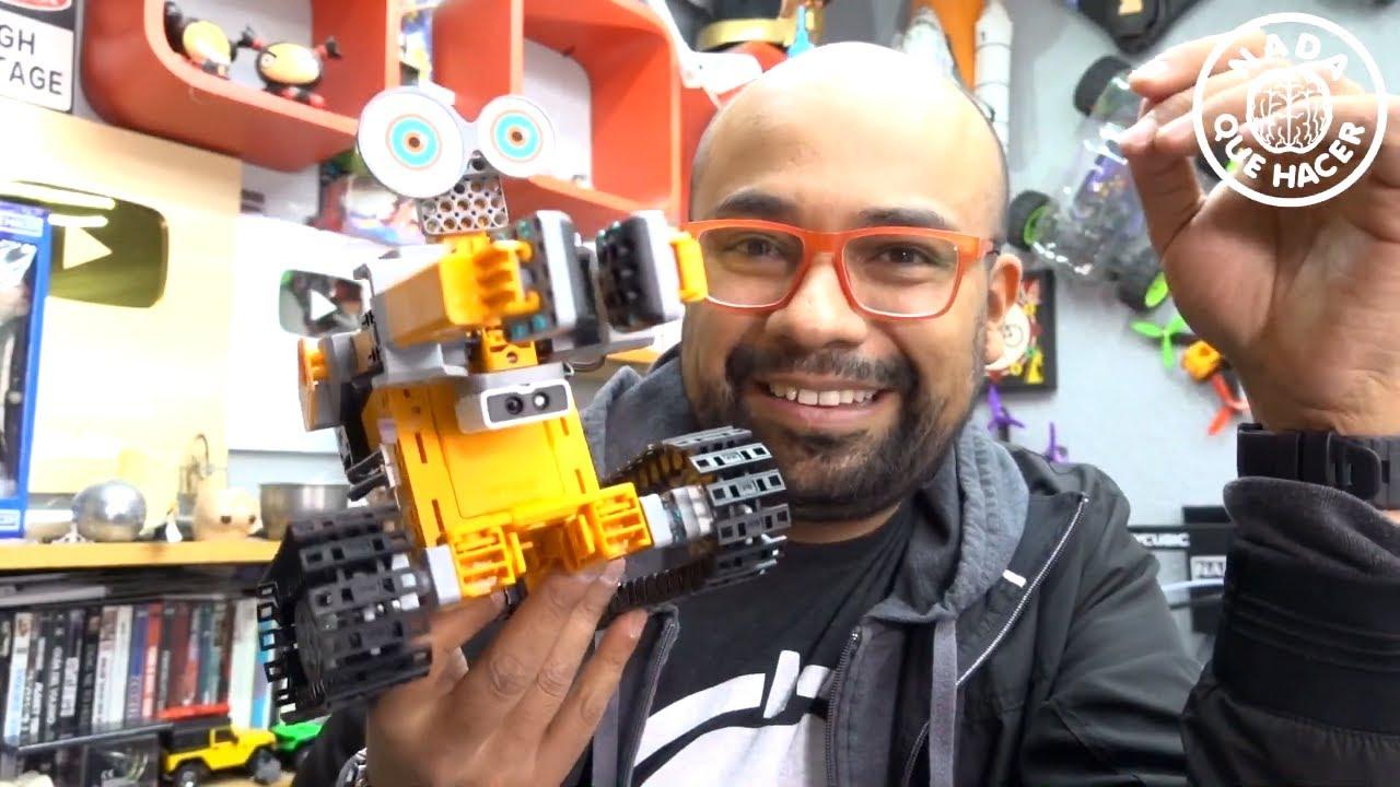 Me compre mi primer robot programable... y no me fue muy bien... | NQUEH