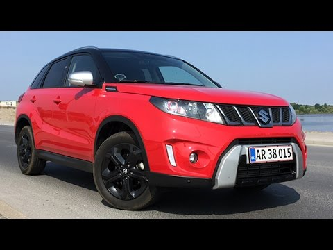 suzuki vitara 1 4 boosterjet s review 2016 youtube. Black Bedroom Furniture Sets. Home Design Ideas