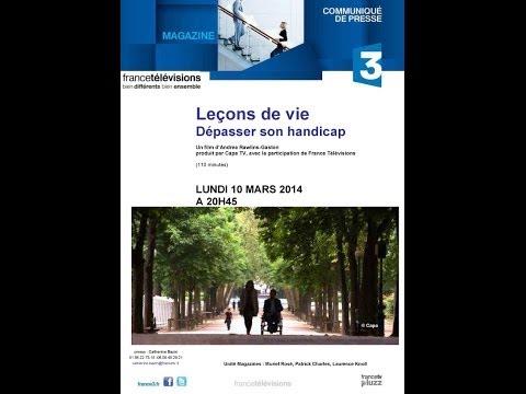 Leçon de vie France 3 sur les handicapés
