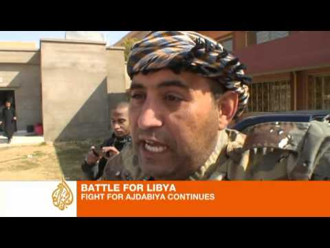 Fight for Ajdabiya continues