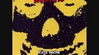 Misfits - Mommy, Can I Go Out And Kill Tonight? (con subtítulos en español)