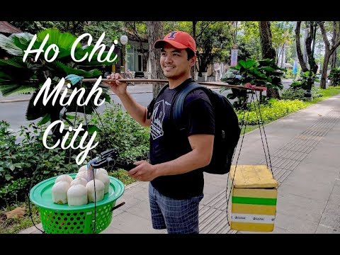 Overnight in Ho Chi Minh City