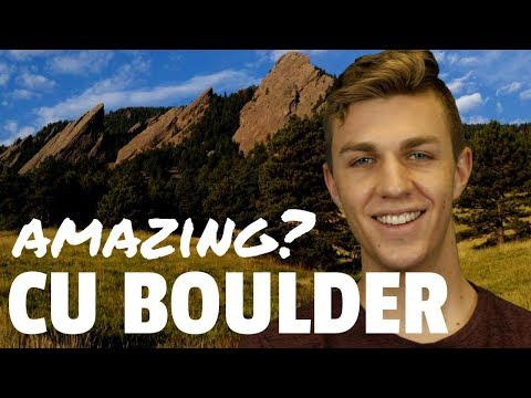 Top 5 Reasons To Attend CU Boulder