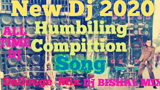 2020 Happy New Year Hard Bass Dailouge Mix Rcf Compittion Song Dj Bishal Mix
