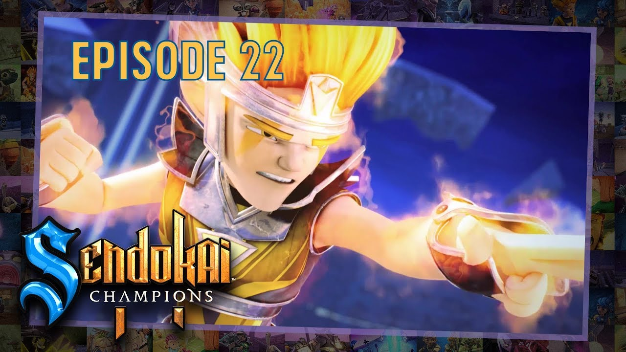 Download Sendokai Champions |  Episode 22 - For The Good Old Days