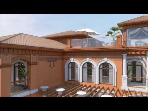 22 Carat Club Villa Palm Jumeirah Dubai