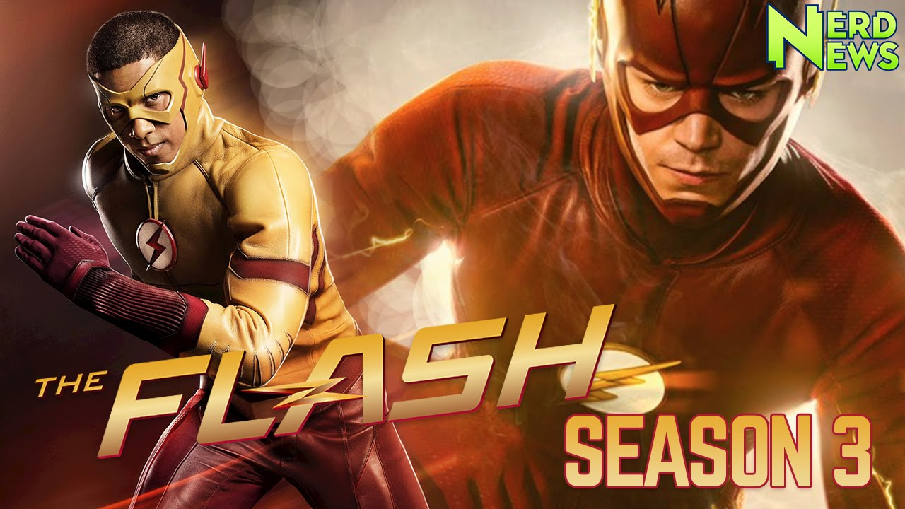 The Flash Season 3 Episode -Promo