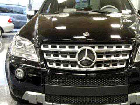 sold 2010 mercedes benz ml63 amg 07083 ray catena