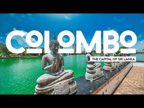 Colombo (the capital of Sri Lanka)