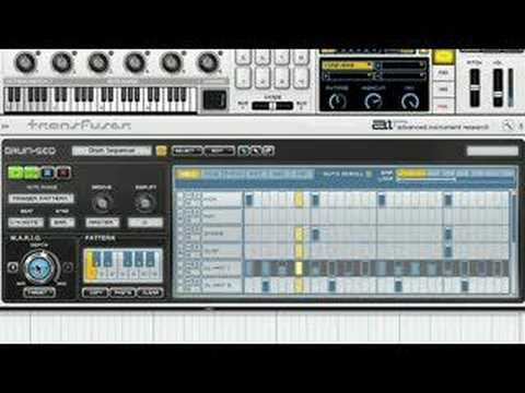 Transfuser: The Ultimate Groove Creator (Part 1) - Virtual Instrument for  Pro Tools