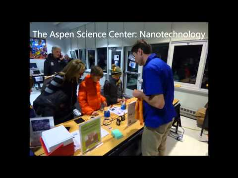 2015 Basalt Middle School's Family Science Night: SPACE 2015