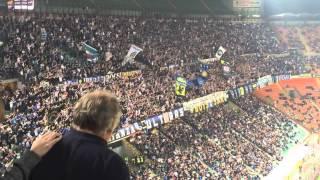 Coro Ultras Curva Nord INTER La gente vuol sapere chi noi siamo (Inter - Napoli 2-2, 19/10/2014)