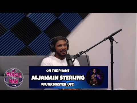 Aljamain Sterling talks Dominick Cruz, Henry Cejudo, Urijah Faber, Floyd Mayweather & more