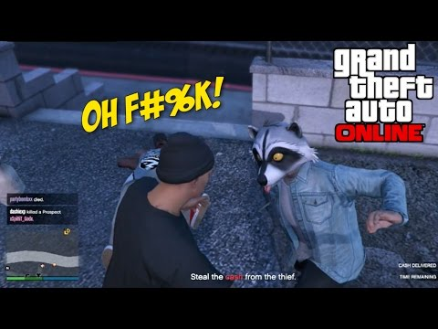 I F#%KED WITH THE WRONG ONE!!! [GTA ONLINE]