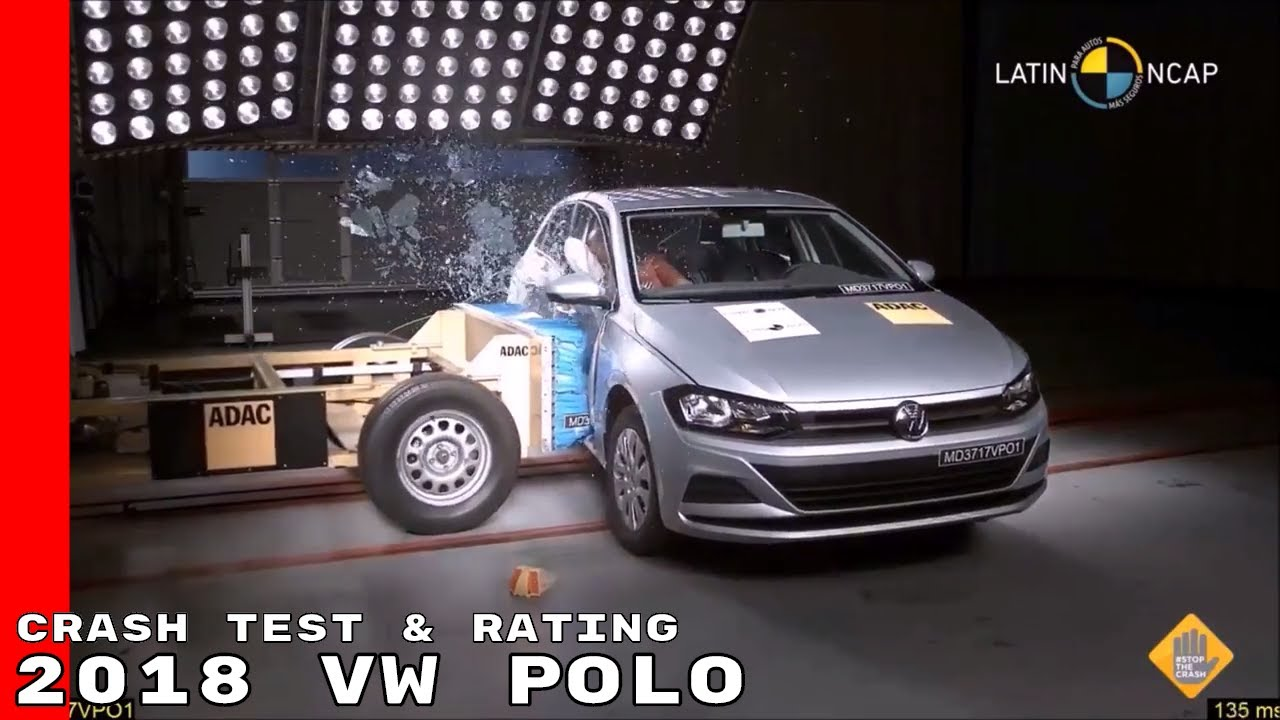 2018 VW Polo Crash Test & Rating