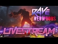 RAVE IN THE REDWOODS - LIVE EASTER EGG