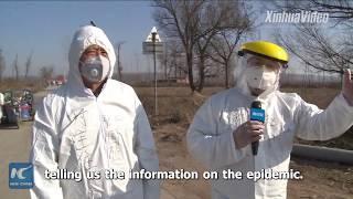 Coronavirus fight: How villagers in N China battle against virus