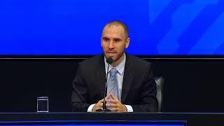 EN VIVO | Conferencia de prensa del ministro de Economía, Martín Guzmán