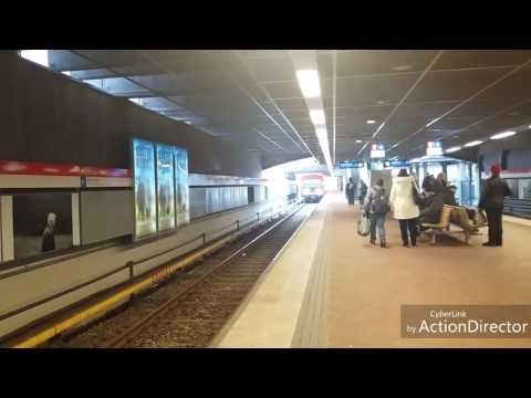 Pari metroa Kontulassa