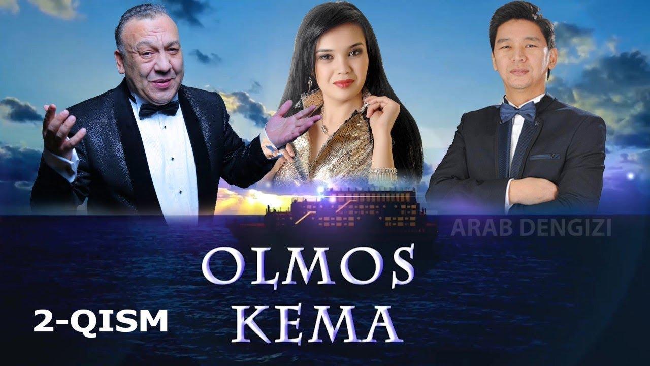 Olmos kema yangi yil konsert dasturi 2019 I 2-qism