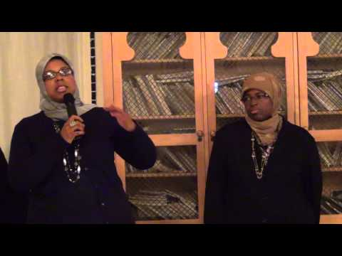 """Muslim Voluntary Organisations in the Phoenix Area"" -- 04/17/2015"