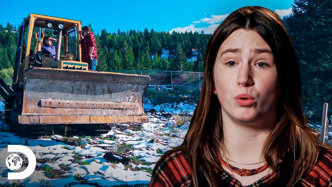 Frente fria ameaça a criação de sistema de irrigação | A grande família do Alasca | Discovery Brasil