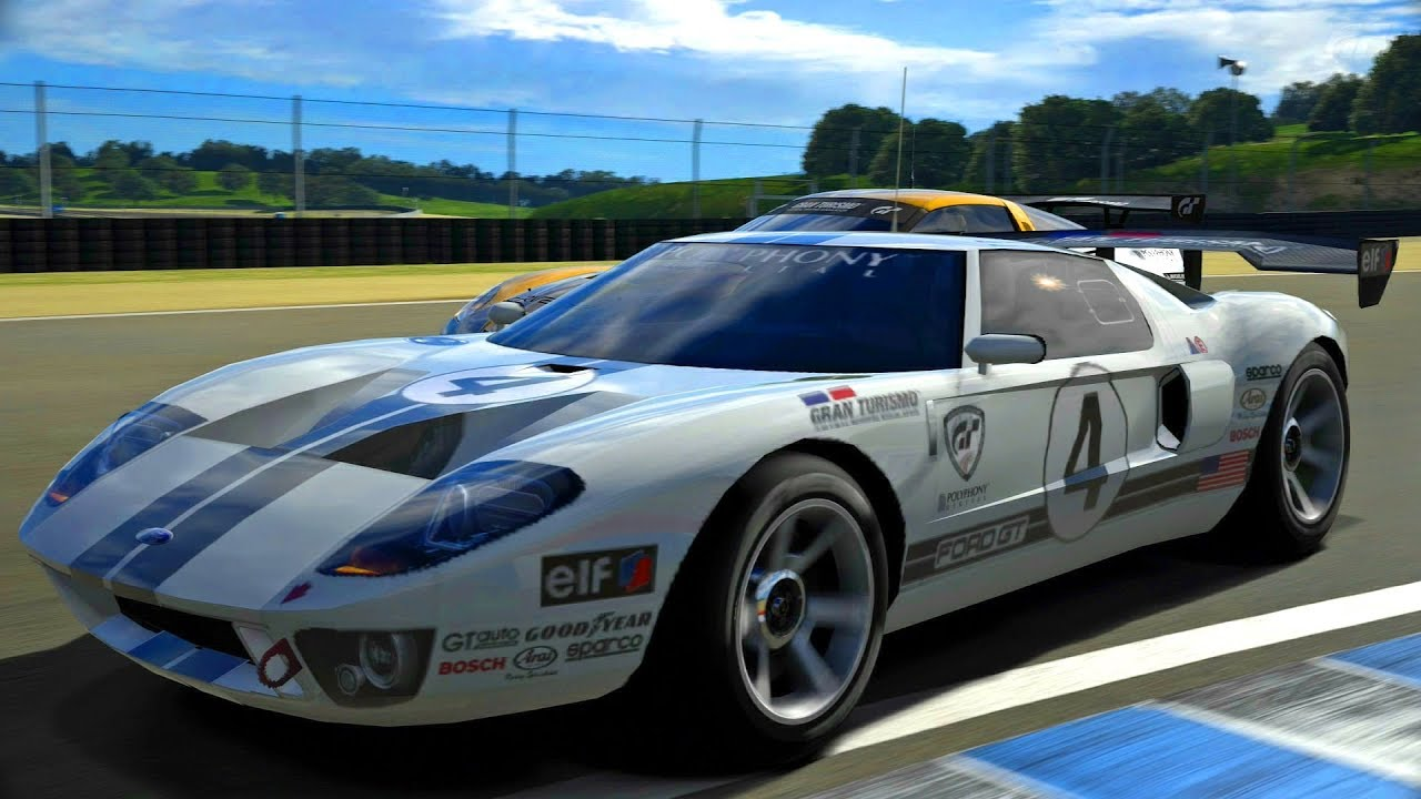Gran Turismo 6 Seasonal Events Expert Level Racing Car Challenge ...