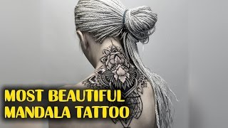 Video Most Beautiful Mandala Tattoo download MP3, 3GP, MP4, WEBM, AVI, FLV Juni 2018