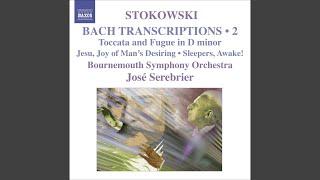 Das Orgel Buchlein Ich Ruf Zu Dir Herr Jesu Christ BWV 639 Arr L Stokowski For Orchestra