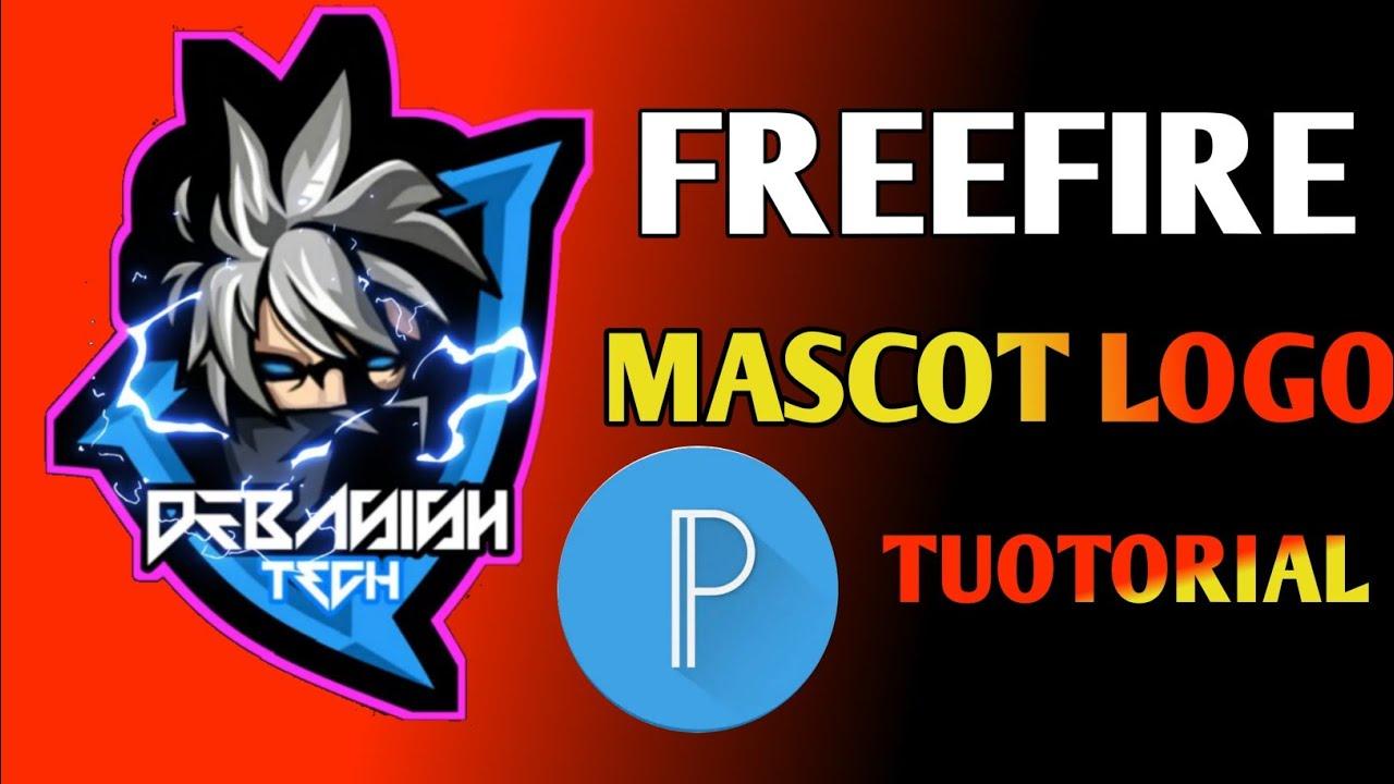 gaming logo maker freefire logo in pixallab mascot logo on freefire 1 youtube gaming logo maker freefire logo in