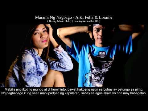 Marami Ng Nagbago - A K  - Fella & Loraine ( Breezy Music Phil