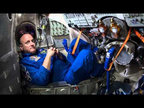 How a year in space changes bodies