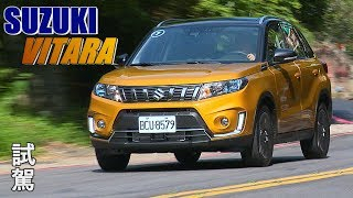 SUZUKI New VITARA實力派SUV,主安配備升級!