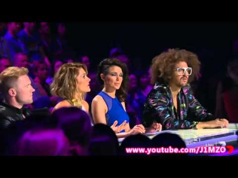 Joelle - Week 3 - Live Show 3 - The X Factor Australia 2013 Top 10