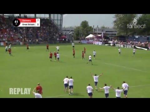 EUC 2015 | Great Britain vs Germany - Open (Final)
