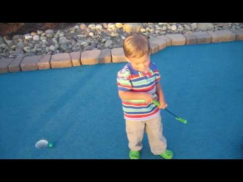 13 Greatest Mini Golf Fails