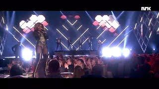 Stella Mwangi & Alexandra Rotan - You Got Me MGP 2018 ( Melodi grand prix 2018 )