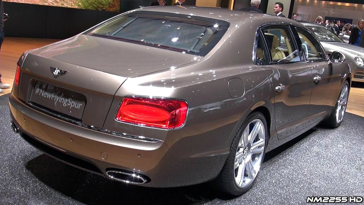 bentley flying spur 2014 цвет brodgar