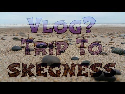 Trip to Skegness | Vlog ?