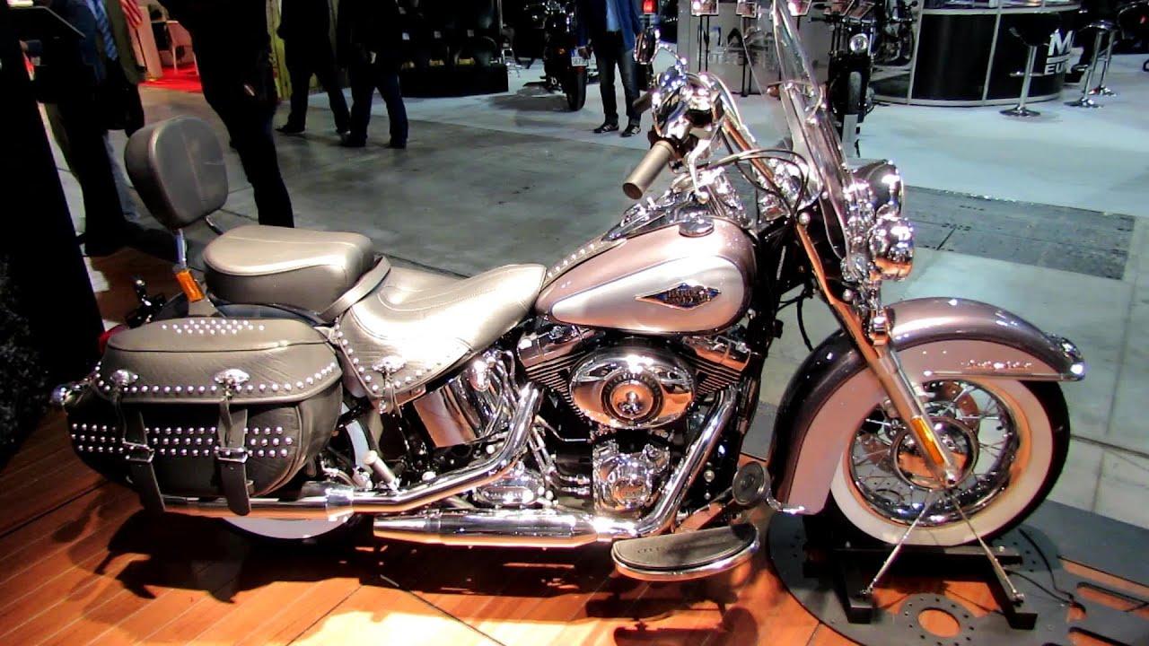 2014 Harley-Davidson Heritage Softail Classic Walkaround