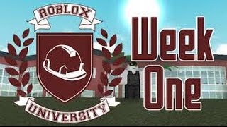 Come superare (Settimana 1) test su Roblox University