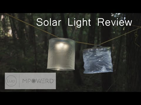 Luci Solar Light Review