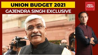Budget 2021: Will Govt Achieve The Jal Jeevan Mission Target? Gajendra Singh Shekahawat Exclusive